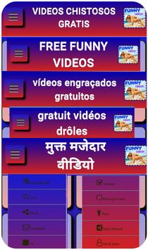 Free funny videos. poster