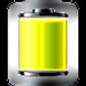 Yellow Battery icon