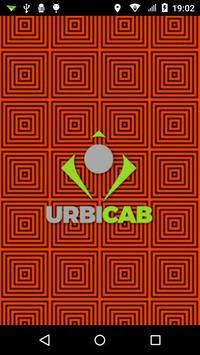 URBICAB CHOFER poster