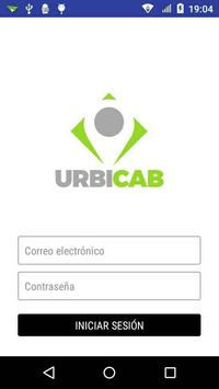 URBICAB CHOFER screenshot 1