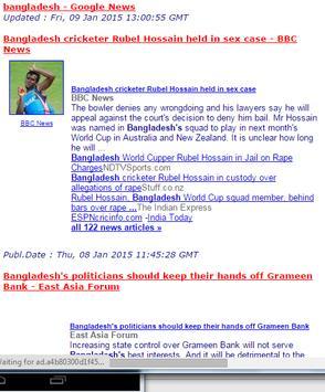 AiNews: Bangladesh poster