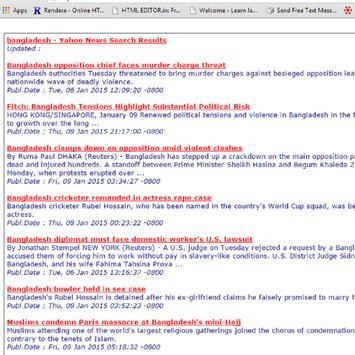 AiNews: Bangladesh screenshot 1
