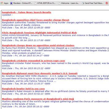 AiNews: Bangladesh screenshot 2