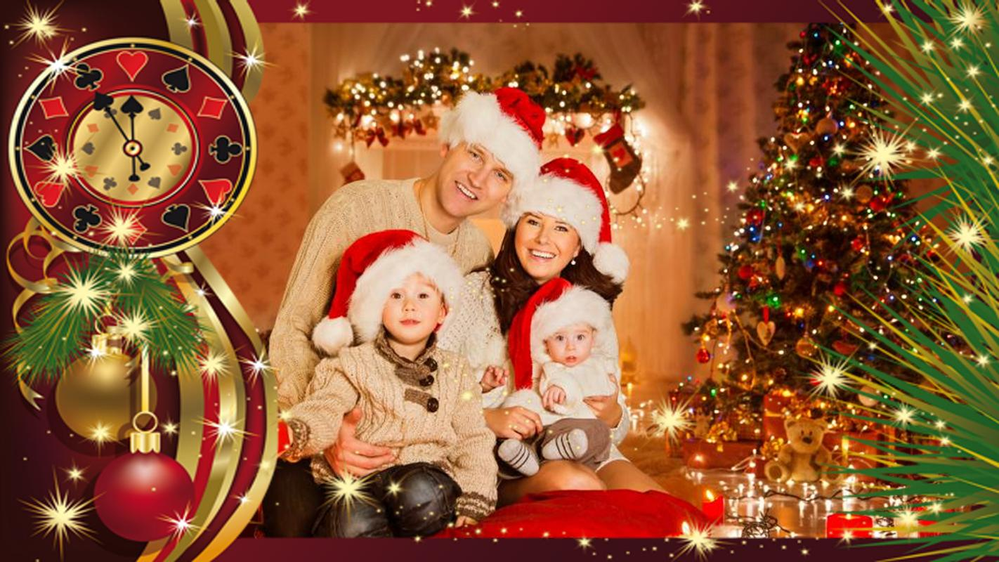 Christmas Photo Editor, Frames & Effects for Android - APK Download