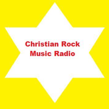 Christian Rock Music Radio poster