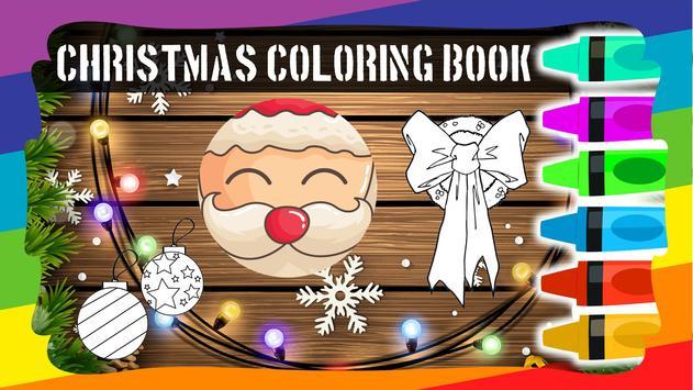 Christmas Coloring Book Game screenshot 4