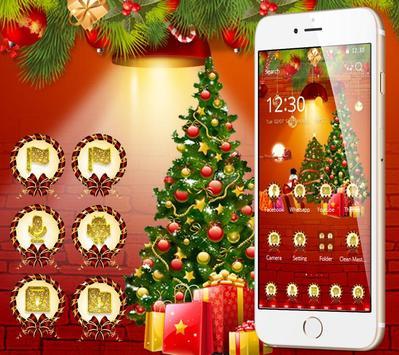 Christmas Tree Theme poster
