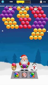 Christmas Bubble Shooter screenshot 2