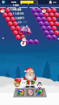 Christmas Bubble Shooter screenshot 4