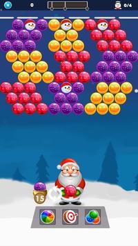 Christmas Bubble Shooter screenshot 9