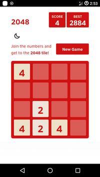 2048 Christmas Fun screenshot 1