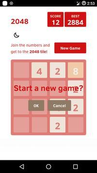 2048 Christmas Fun screenshot 2