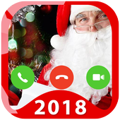 A Video Call From Santa Claus 🎅 icon