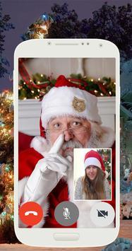 A Video Call From Santa Claus 🎅 apk screenshot