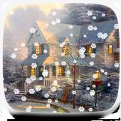 Christmas Eve Animated LWP icon
