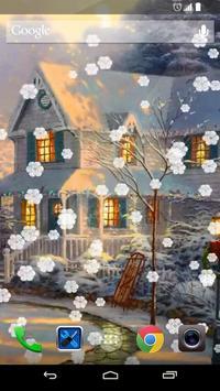 Christmas Eve Animated LWP poster