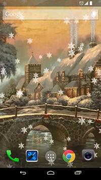 Christmas Eve Animated LWP apk screenshot