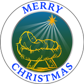 Merry Christmas Wishes - Wallpaper Free icon