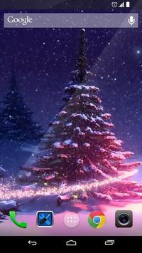 Christmas Tree Live Wallpaper apk screenshot