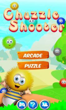 Chuzzle Bird Shooter poster