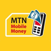 MTN Mobile Money icon