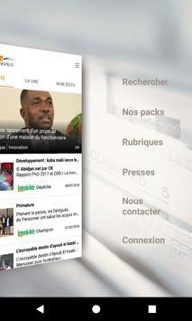 Presse Côte d'Ivoire screenshot 1