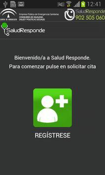 Salud Responde poster