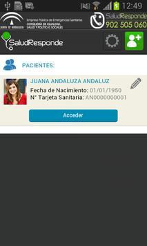Salud Responde apk screenshot
