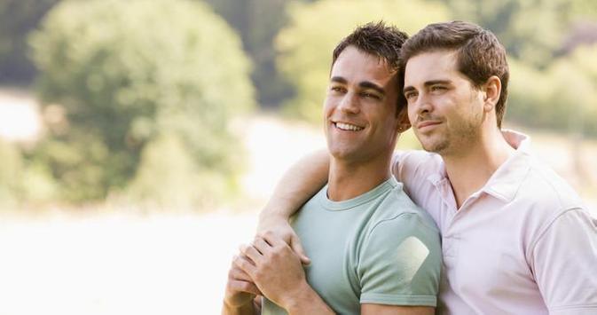 Citas Gays & Chat Gay poster
