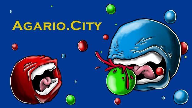 Agario.city poster