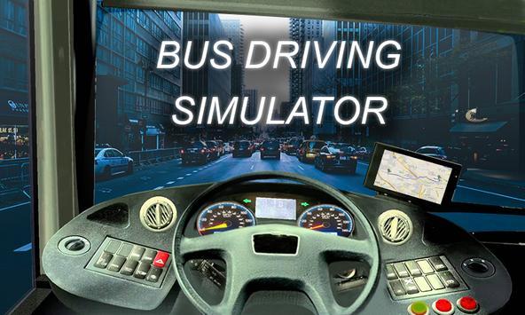 Bus Driving Simulator apk screenshot