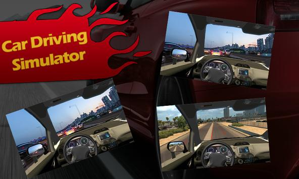 Car driving simulator 2017 apk screenshot