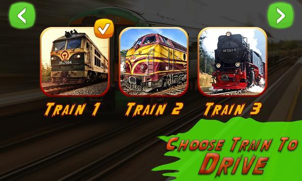 Train driving simulator apk screenshot
