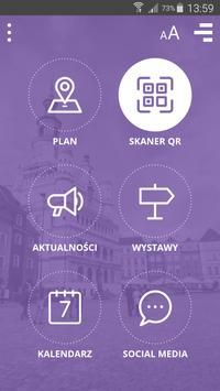 QRTAG Miasto - mobilny przewodnik - wesja demo apk screenshot