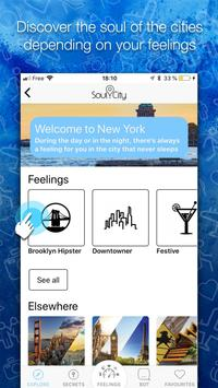 Soul.City - City Guide App poster
