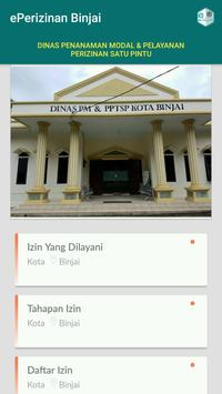 ePerizinan Binjai screenshot 1