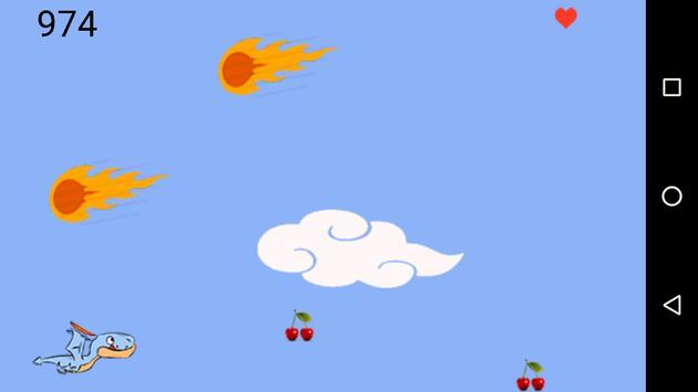 Flying Dino screenshot 1