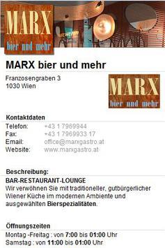 Marxgastro apk screenshot