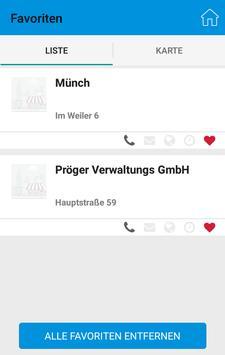 CITYGUIDE Mosbach apk screenshot