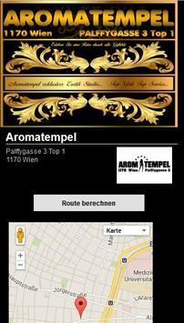 Aromatempel apk screenshot