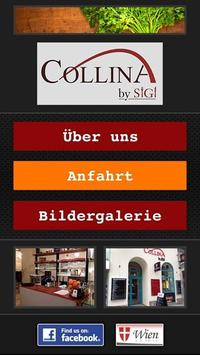 Collina by Sigi poster