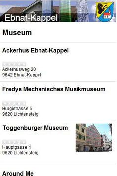 Cityguide Ebnat-Kappel apk screenshot