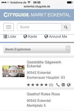 Markt Eckental apk screenshot