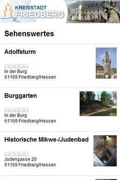 Friedberg apk screenshot
