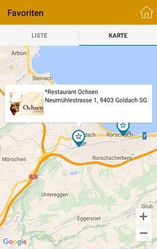 CITYGUIDE Goldach apk screenshot