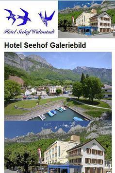 Hotel Seehof Walenstadt apk screenshot