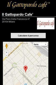 Il Gattopardo Cafe' screenshot 2