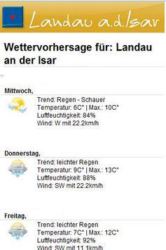 Landau an der Isar screenshot 2