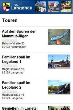 Langenau apk screenshot
