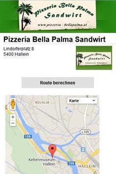 Pizzeria Bella Palma apk screenshot